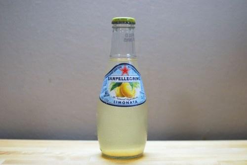 I love limonata... and adore it with a smidge of vodka.