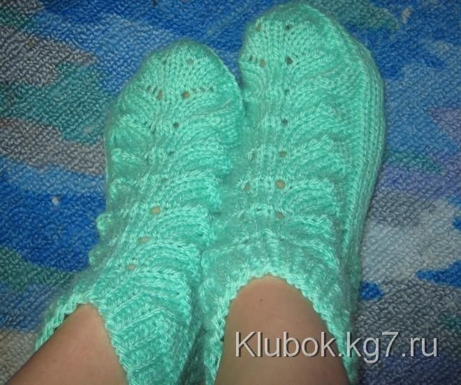 Носочки   Клубок
