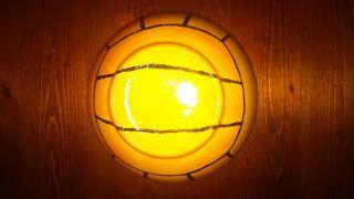 Ciaoverde: re-kreatív barkácskalandok: Vízilabda tál