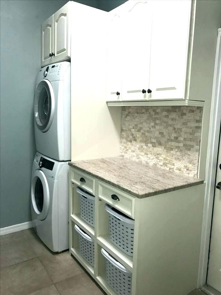 Cabinet For Stackable Washer And Dryer Washer Dryer