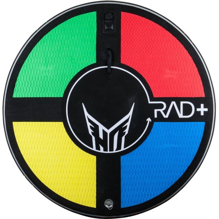 HO Sports Rad+ Kneeboard, Multi