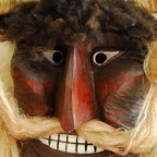 Mohács spring mask