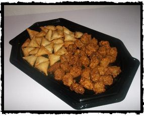 Indian Savoury Platter
