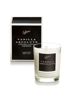 Sohum Vanilla Absolute Eco-wood Grandiflora Jar Candlette