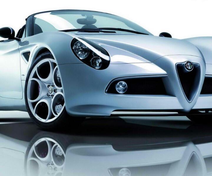 Spyder Sports Car
