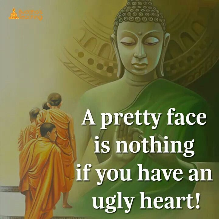 Pretty face is nothing