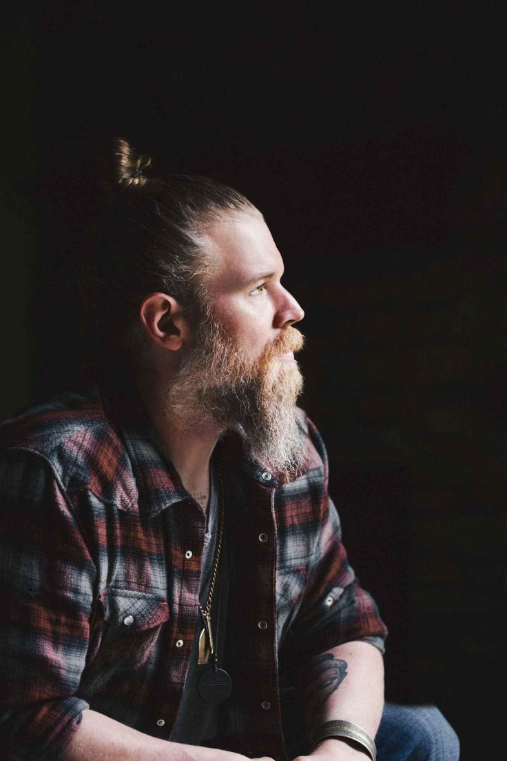Photo of Ryan Hurst from Urban Beardsman.