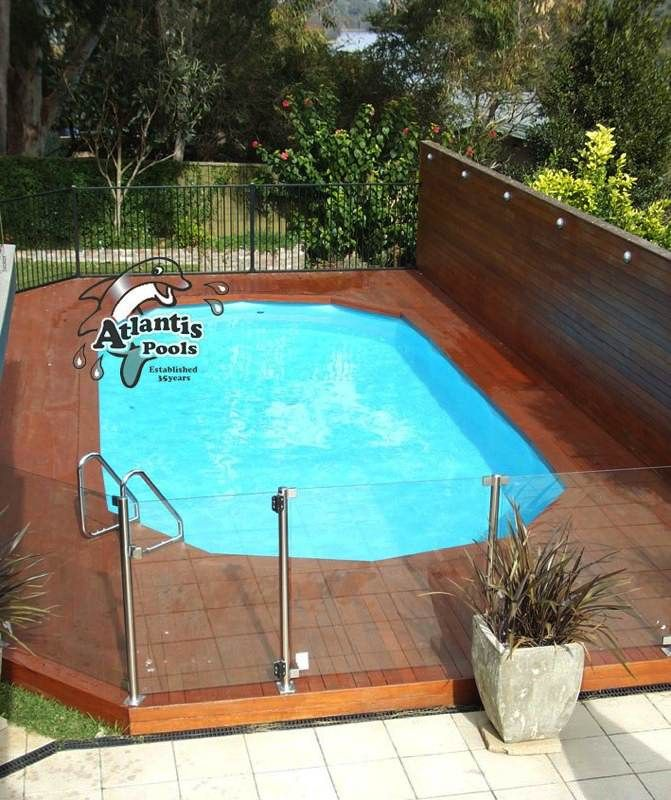 Above ground pool atlantis pools australian made above ground swimming pools above ground pool for Prices of above ground swimming pools