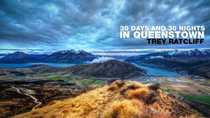 30 Days and 30 Nights in Queenstown, New Zealand - this is a video I made just after moving here! :)