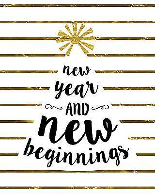 3 New Years Free Printables   eBay