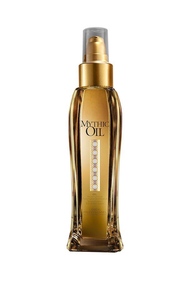 Découvrez la Mythic Oil, l'incroyable huile pour cheveux de L'Oréal Professionnel