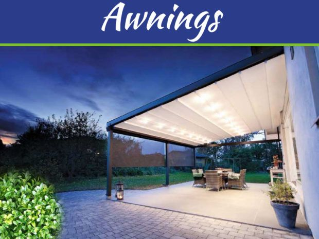 4 Great Reasons For Installing Retractable Awnings Around Your Home My Decorative Retractable Awning Awning My House