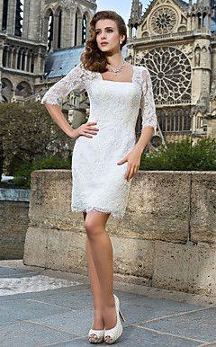 YELENA - Vestido de Noiva em Renda – BRL R$ 597,55