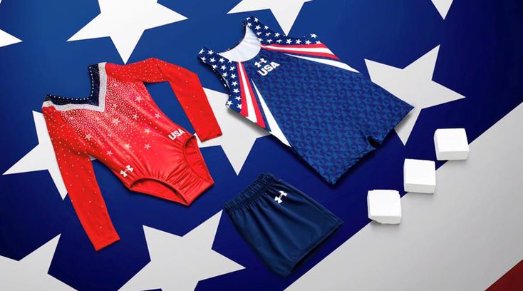Trend Spotting at Rio 2016: Nike's Olympic Jacket and Under Armour's $1,200 Leotard   SGB Media