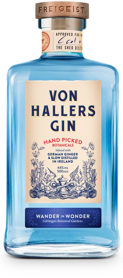 Von Hallers Gin - Ireland