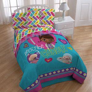 Doc Mcstuffins Bedding Comforter Party Ideas Pinterest
