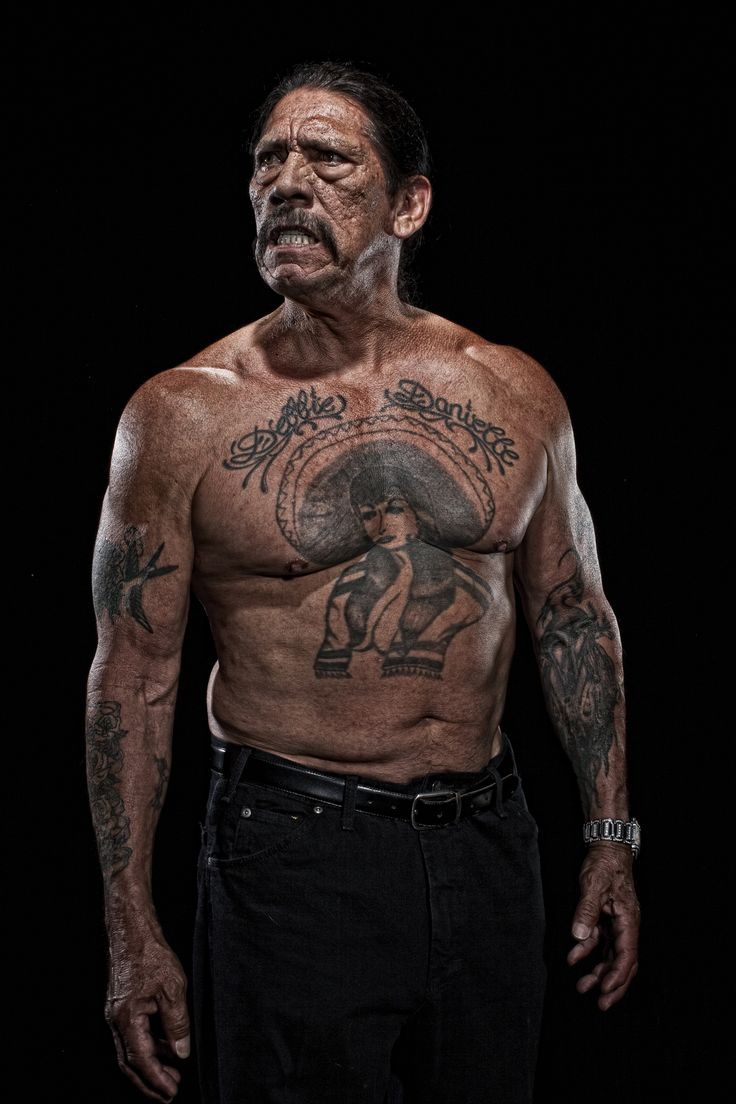 danny trejo  i love this guy! He's the hardest working man in hollywood! He's in…                                                                                                                                                                                 More