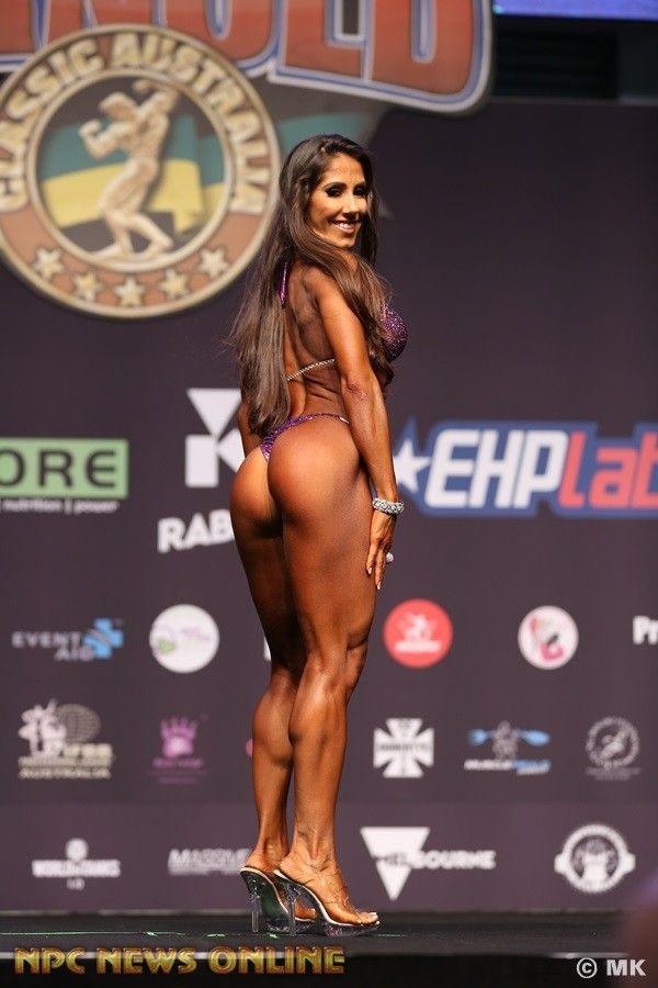 Angelica Teixeira – 2018 Arnold Classic Australia
