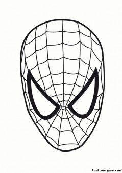Printable Superheroes spiderman maske coloring pages - Printable Coloring Pages ... - http://designkids.info/printable-superheroes-spiderman-maske-coloring-pages-printable-coloring-pages.html Printable Superheroes spiderman maske coloring pages - Printable Coloring Pages For Kids #designkids #coloringpages #kidsdesign #kids #design #coloring #page #room #kidsroom