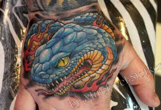 39 best fire snake tattoo images on pinterest fire snake for Snake finger tattoo