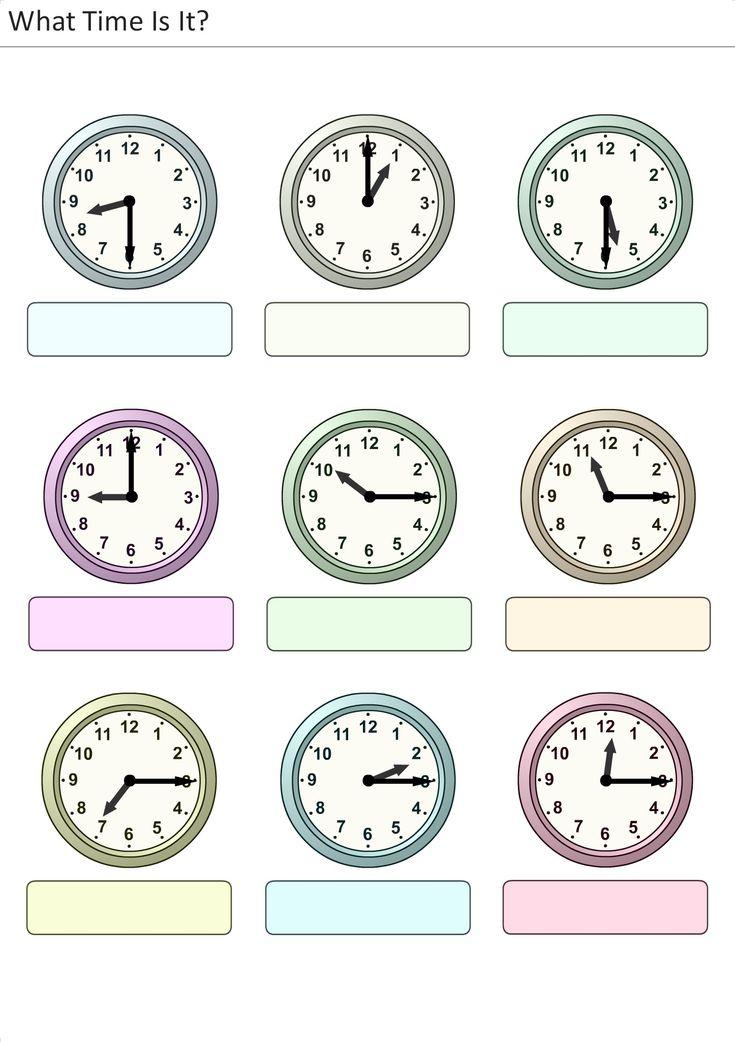 les 44 meilleures images du tableau heures sur pinterest heures apprentissage et activit s. Black Bedroom Furniture Sets. Home Design Ideas