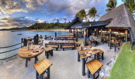 Best restaurants in Coral Coast, Fiji