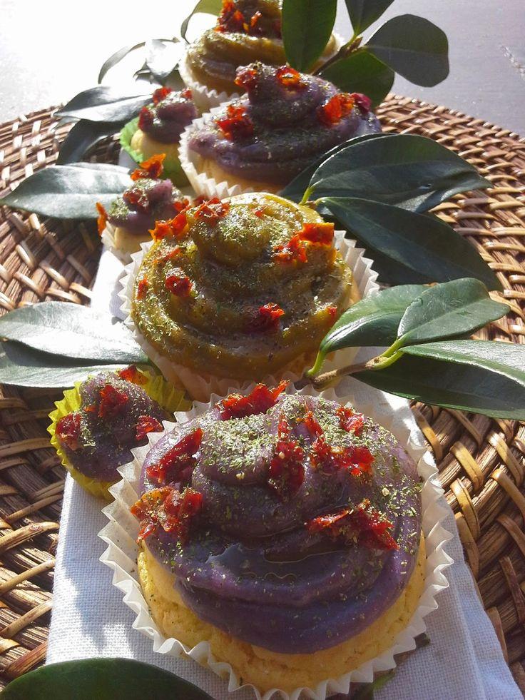 Salviaeramerino blog: Cup cakes ... sweet or savory ... ?!  ...Gluten fr...