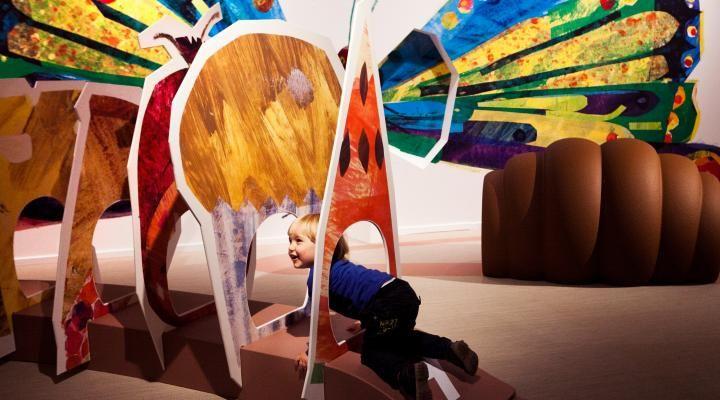 Kinderboekenmuseum — Ontdek, beleef en maak!