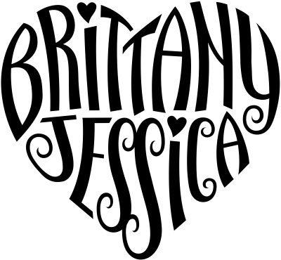 Name Heart Design tattoo