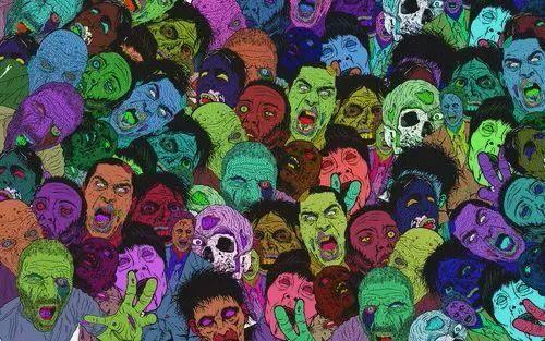 I'am a Zombie<3