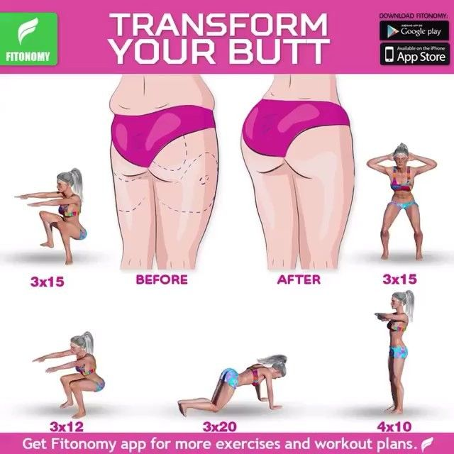 Glutes Workout   Easy Resistance Bands Workout -7615