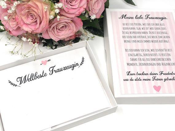Geschenk Trauzeugin Der Braut Oder Des Brautigams Taschentuch Etsy Geschenk Hochzeit Rede Hochzeit 16 Hochzeitstag