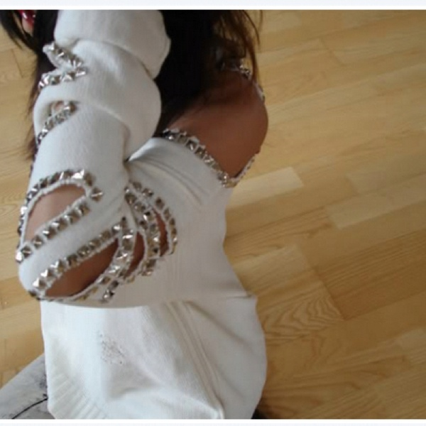 Love the sleeves! i need a shirt like this :)