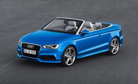 """""""2015 Audi A3 Cabriolet: Coming to America"""" From Car and Driver  http://www.caranddriver.com/news/2015-audi-a3-cabriolet-photos-and-info-news"""