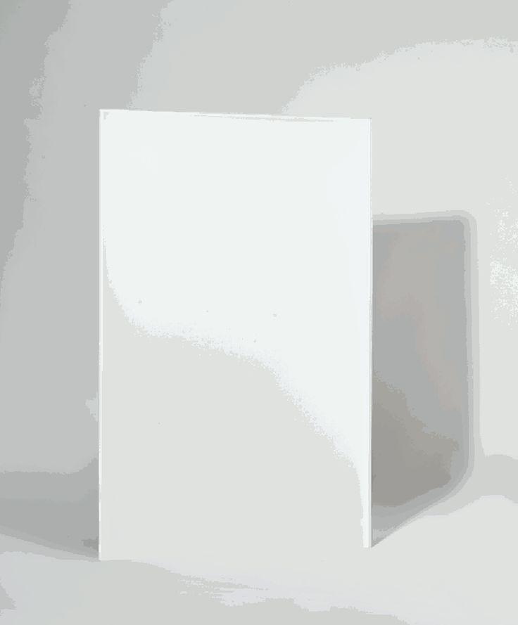 White glas Infrared heater by Celine Infrapower europe. http://www.celine-infrapower.com/