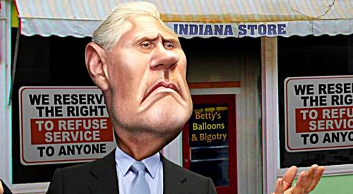 Lambda Legal Exposes Governor Mike Pence's Lies: Indiana's RFRA/Right To Discriminate Law Is NOT Like Any Other http://www.back2stonewall.com/2015/03/lambda-legal-exposes-governor-mike-pences-lies-indianas-rfraright-discriminate-law.html