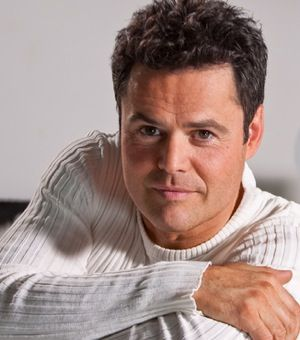Donny Osmond: No more crush, but I do have a great respect for this great man!