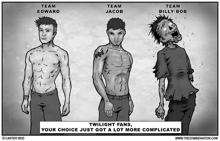 zombies+vs+werewolves ... Zombie Vs Vampire Vs Werewolf