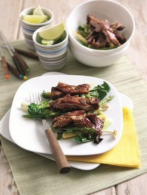 Crispy #WelshLamb Breast with Chinese 5 spice. 239 kcal per serving.