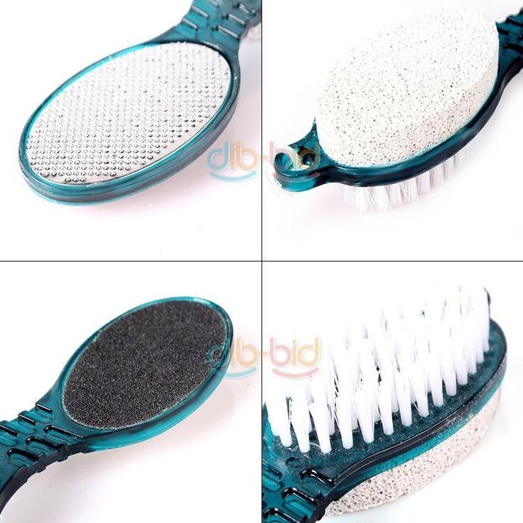 4in1 Multi Use Foot Rasp Care Hard Dead Skin Callus Remover Pedicure Pumice Tool | eBay