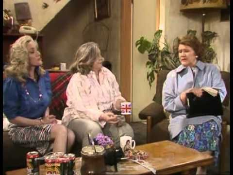 """Keeping Up Appearances 1.1 """"Daddy's Accident"""" {29 October 1990}"""