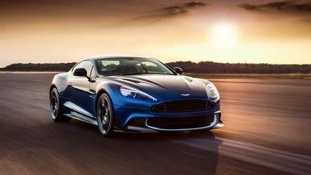 Aston Martin Vanquish S 2019-2020 – the new version of the British sports car