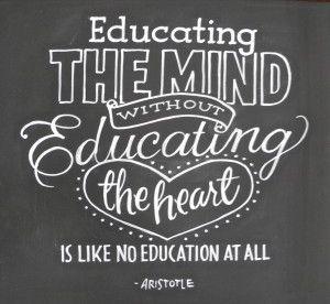 Educating Quote