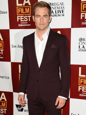 Actors Who Should Play Christian Grey - Chris Pine I'VE BEEN SAYING THIS ALL ALONG!!!