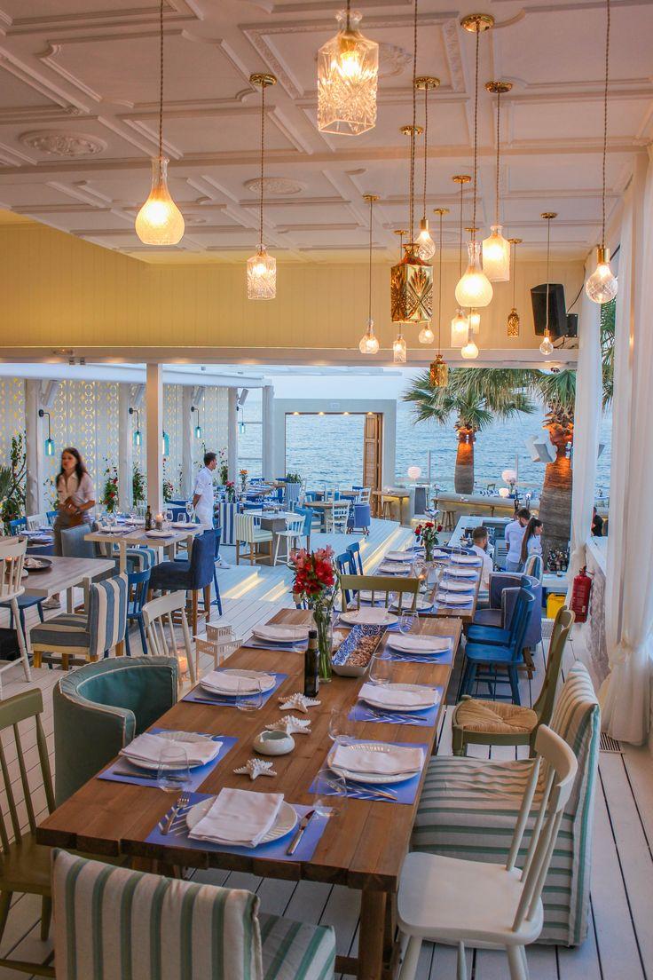 cavo bar restaurant in rethymno crete greece by marios ninos architects