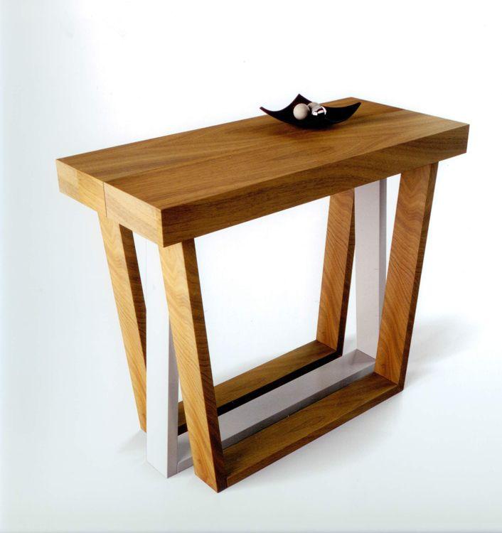 Mesa consola de comedor medidas 100 x 40 x 75 cm luego se - Medidas de una mesa de comedor ...