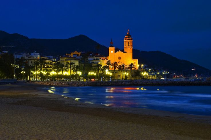 Sitges, Spain....5 days!