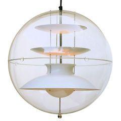 Verner Panton VP Globe Pendant Lamp