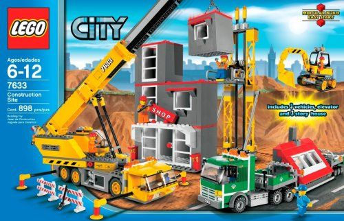 LEGO City Construction Site  http://www.bestdealstoys.com/lego-city-construction-site/