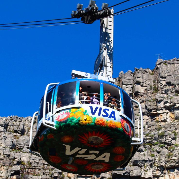 Staying at The Hyde Hotel you are only ± 7.6 km from Table Mountain Aerial Cableway.  Contact Details: 13 London Road Seapoint 8005 Cape Town, Western Cape  Phone 021 434 0205 Email reception@thehydehotel.com Website http://www.thehydehotel.com/  Something to look forward to in the summer months!